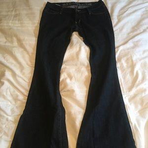 NWOT Bullhead Skinny Ultra Flare Jeans